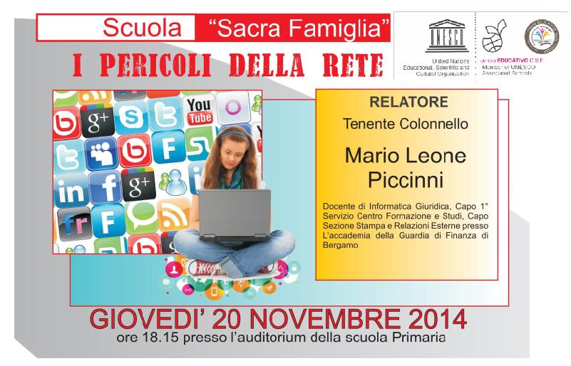 incontro 20 novembre co TENETE COLONNELLO Piccinni