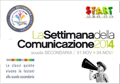settima delal comunicazione 2014